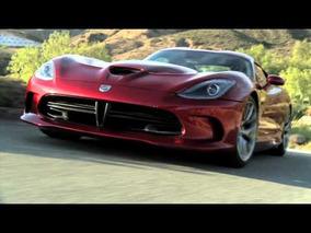 2013 SRT Viper GTS Running Footage
