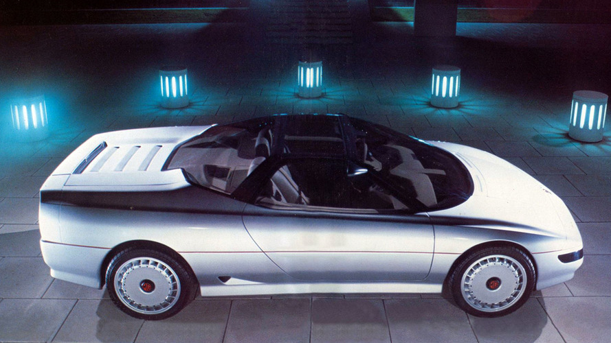 Concept We Forgot: 1985 MG EX-E