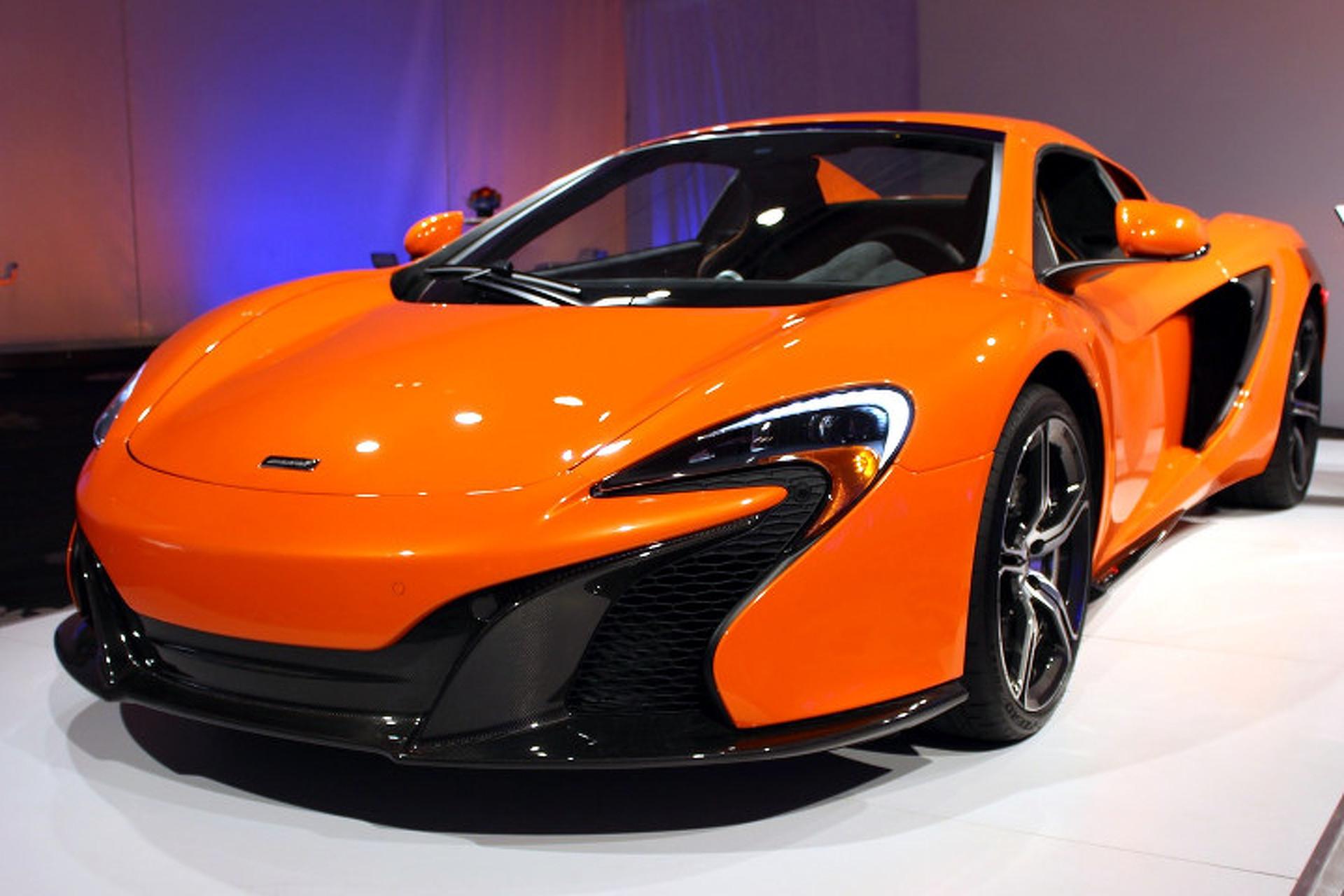 2015 McLaren 650S Spider is Even Prettier In Person