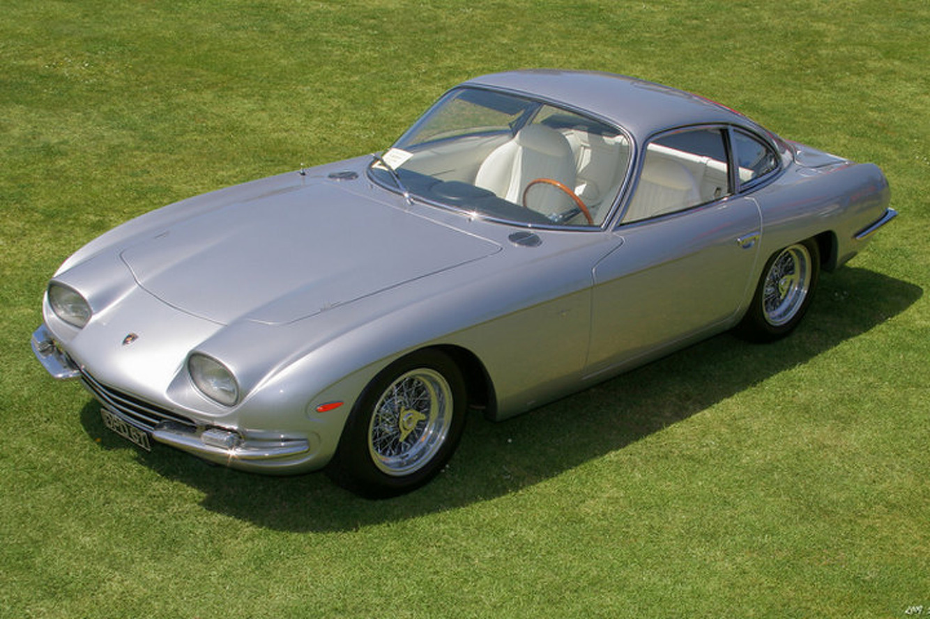 Lamborghini 350 GT: The Birth of a Ferrari Rival