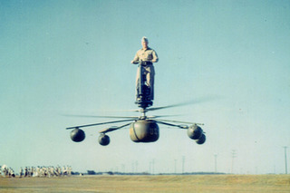 The HZ-1 Aerocycle Wasn't the Army's Brightest Idea