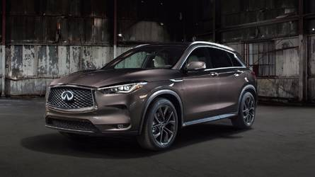 Infiniti shows off new QX50 before official LA reveal