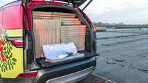 Land Rover Discovery ticari
