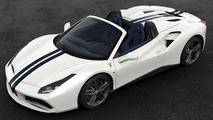 Ferrari 70th Anniversary Livery Number #9