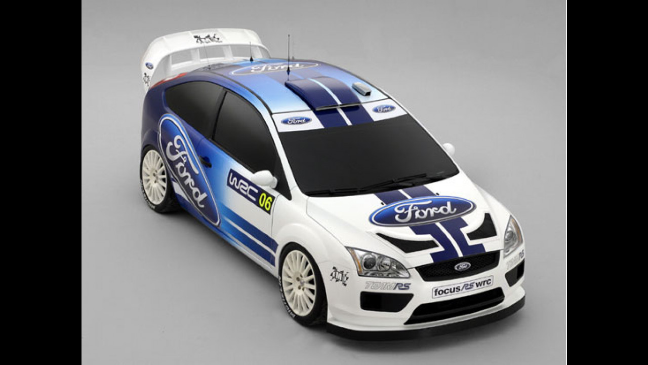 Ford Focus 2006 RS WRC