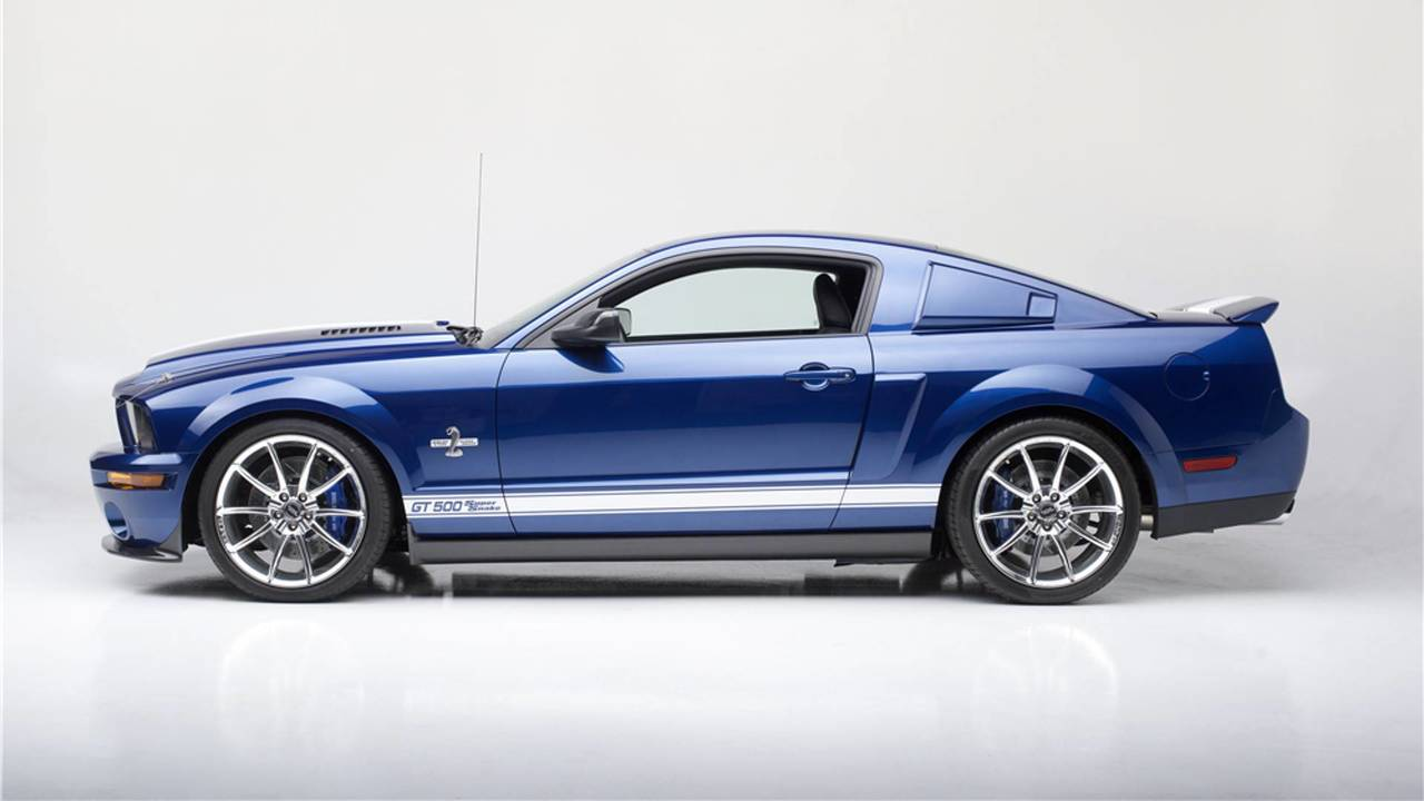 2007 Ford Mustang Shelby GT500 Super Snake Auction | Motor1.com Photos