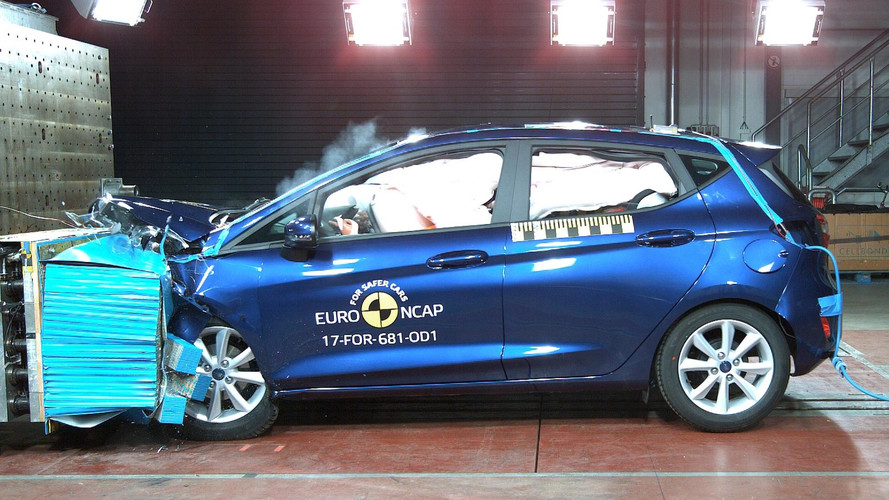 Five-star Fiesta For Euro NCAP's 20th Birthday