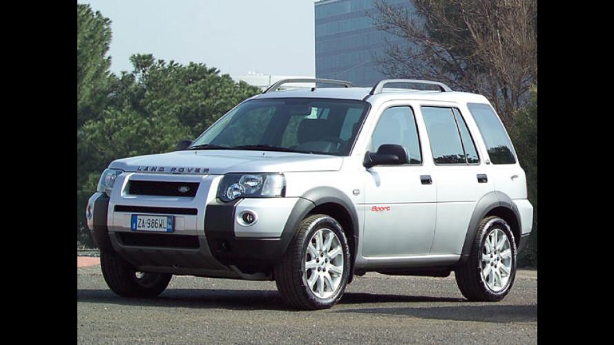 Land Rover Freelander High Power