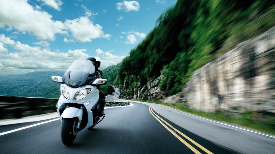 Suzuki presenta el renovado Burgman 650 Executive