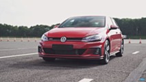 Volkswagen GTI Showdown Drag Race