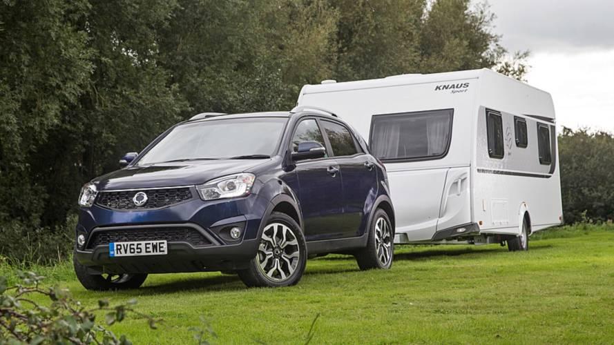Top 7 caravan towing tips