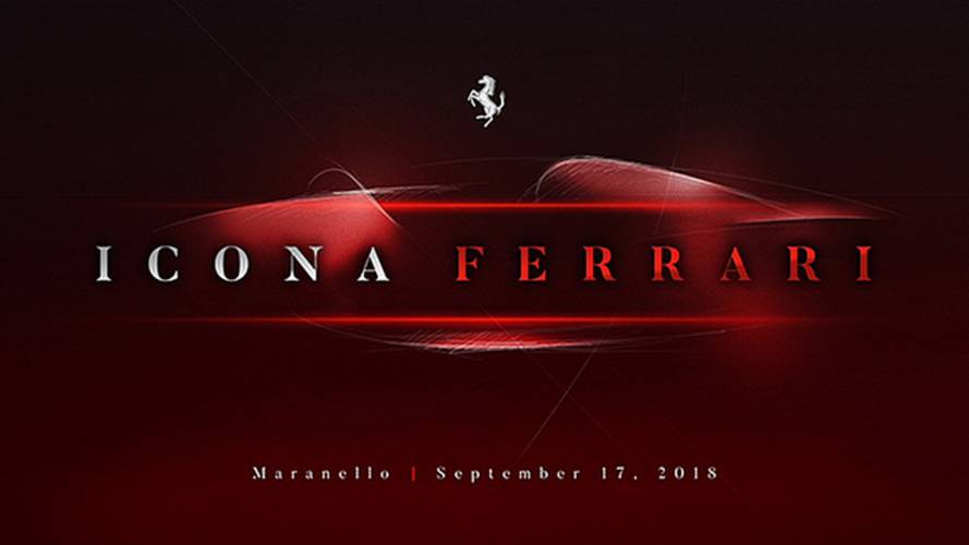 Ferrari Teases (Sort Of) New Model Ahead Of September 17 Reveal