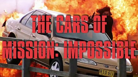 10 Cool Cars From Mission: Impossible Franchise (And 10 Odd Ones)