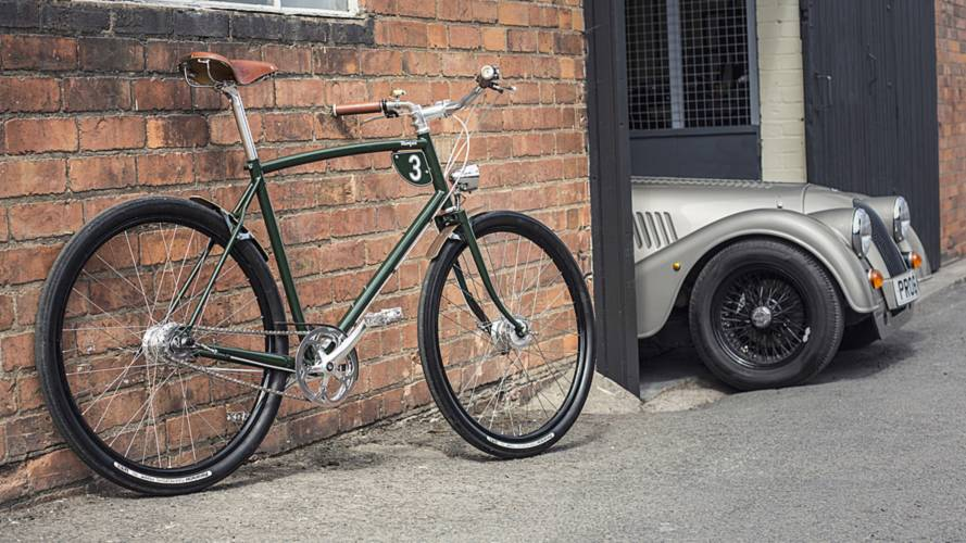 Morgan-Inspired Bicycles Are $1,900 Beauties