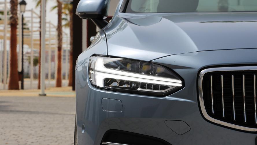 Volvo triple son résultat