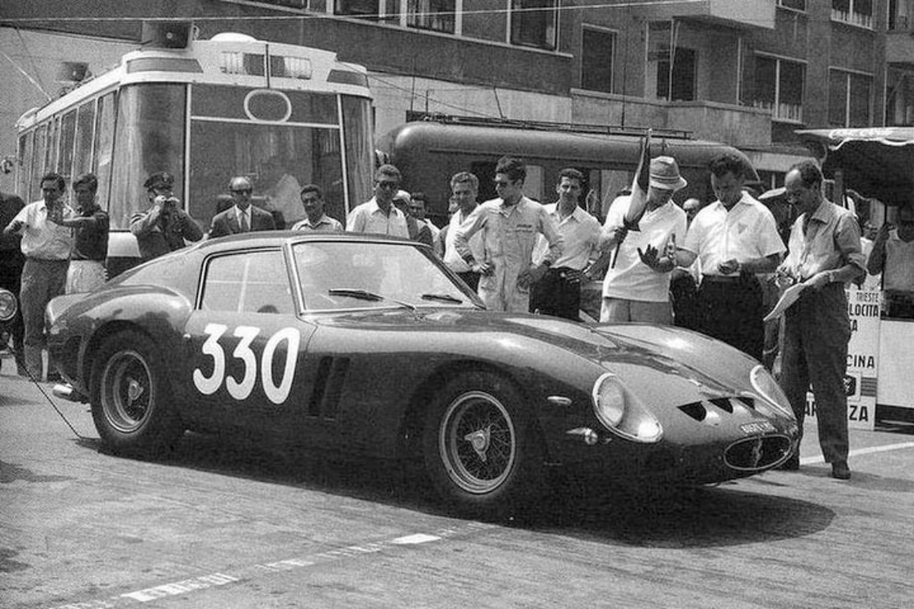 1962 Ferrari 250 GTO Sells for a Record-Setting $38 Million