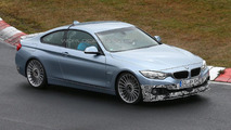 2014 Alpina B4 Coupe spy photo 13.09.2013