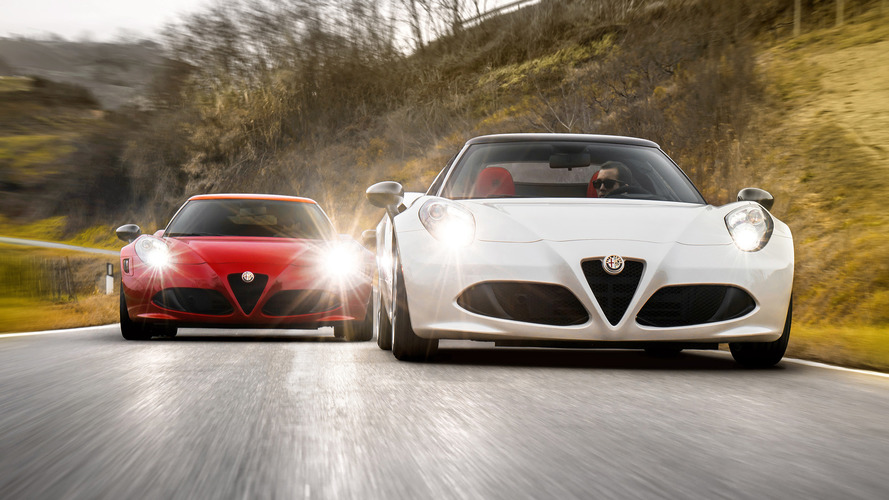 More new Alfa Romeos on the way –big SUV and sports car planned
