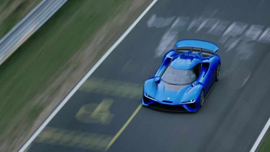 VIDÉO - Vivez le record de la Nio EP9 sur le Nürburgring
