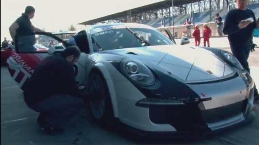 Porsche Carrera Cup Italia 2014, si scaldano i motori