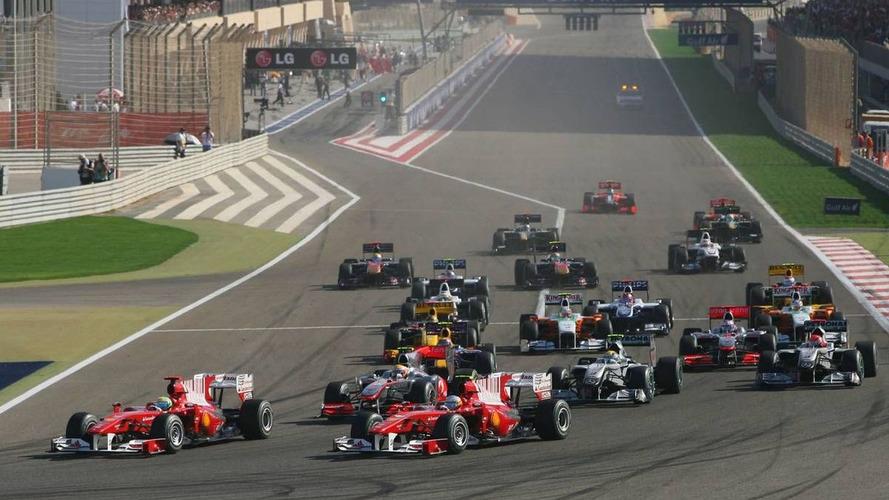 Kubica, Alonso, Schumacher defend F1 'show'