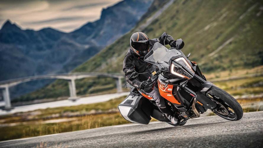 KTM convoca las jornadas Orange Days para probar sus motos