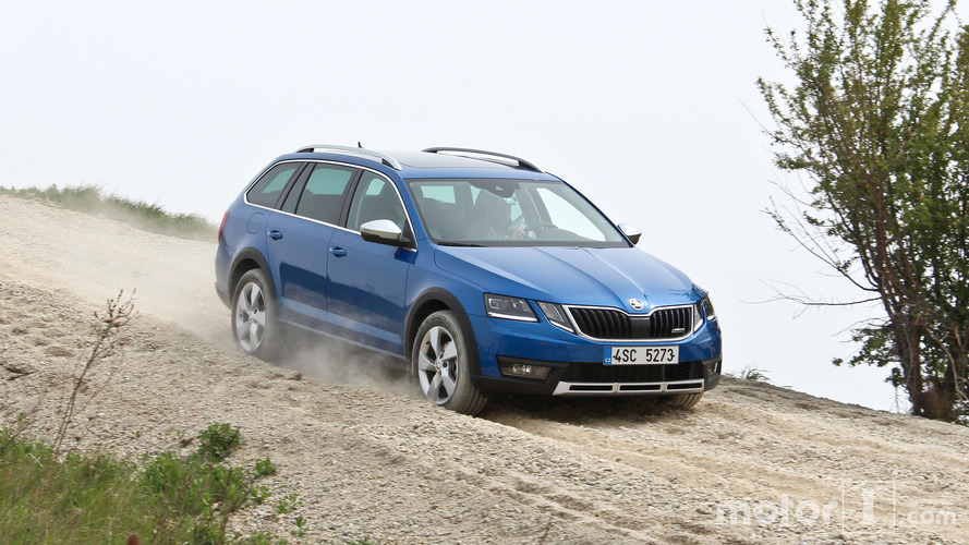 Škoda Octavia - Une quatrième génération encore plus spacieuse ?