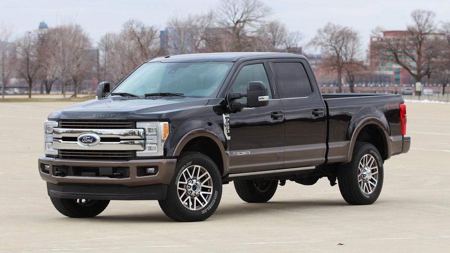 Dieselgate Hits Ford: Lawsuit Says Super Duty Trucks