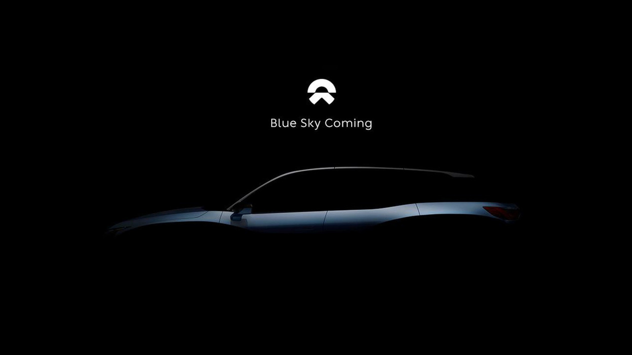 Nio production car teaser