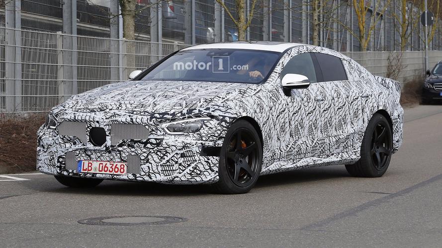 La nouvelle Mercedes-AMG GT 4 portes arrive !