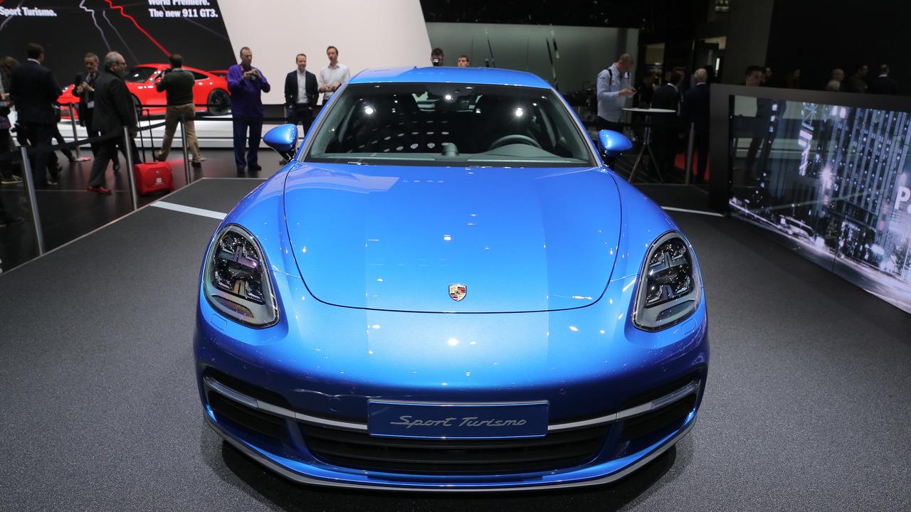Porsche Panamera Sport Turismo Genève 2017