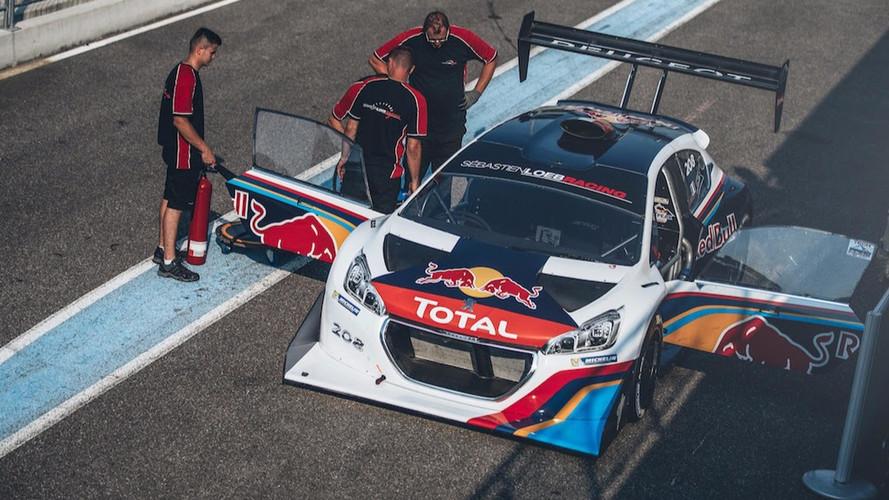 Sébastien Loeb retorna al volante del Peugeot 208 T16 Pikes Peak
