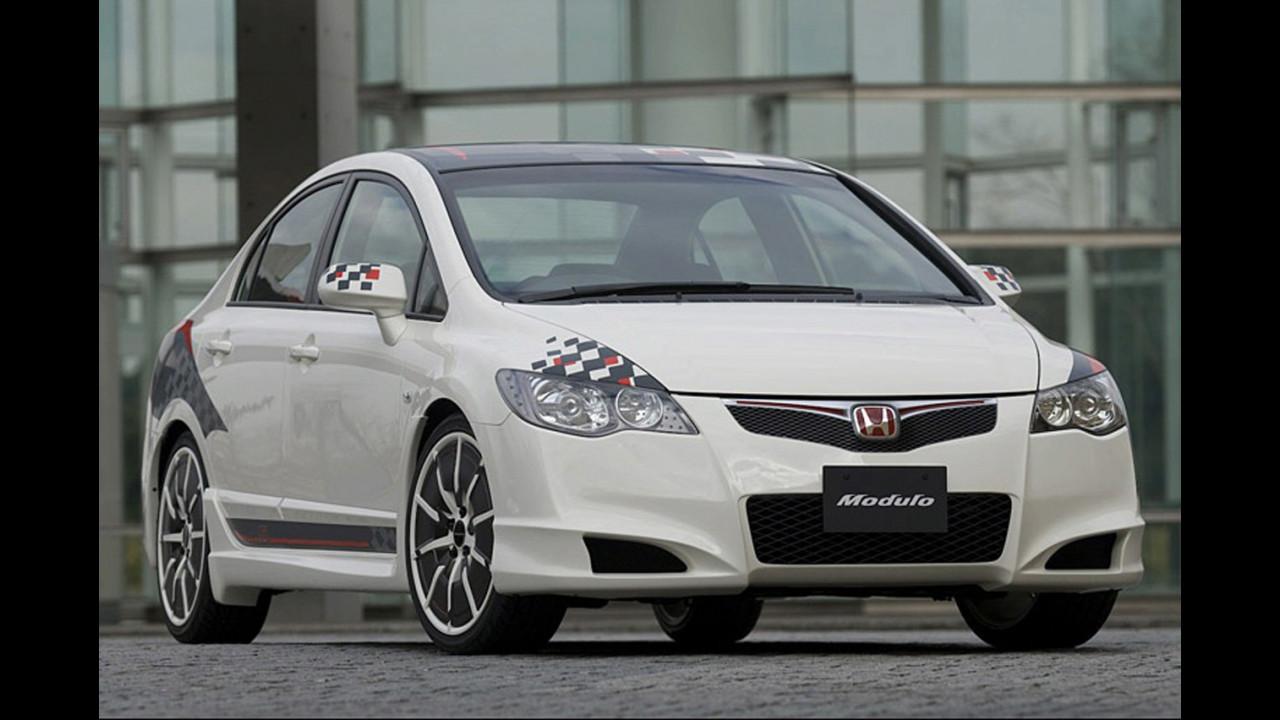 Honda Civic Type-R Modulo Racetrack