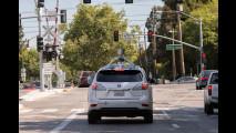 La Google Car che si guida da sé