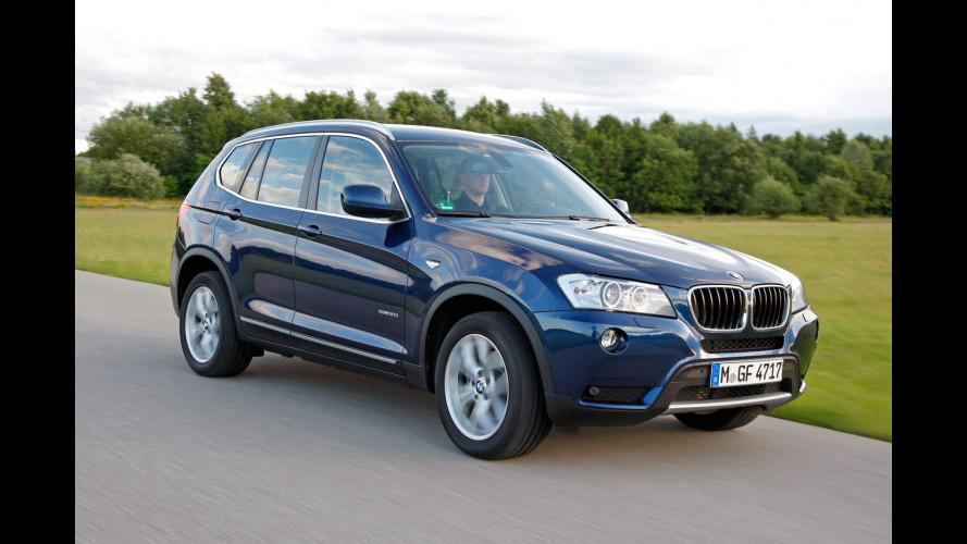 BMW X4, il SUV compatto e sportivo