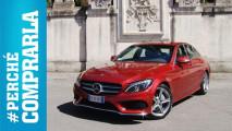 Mercedes Classe C, perché comprarla... e perché no [VIDEO]