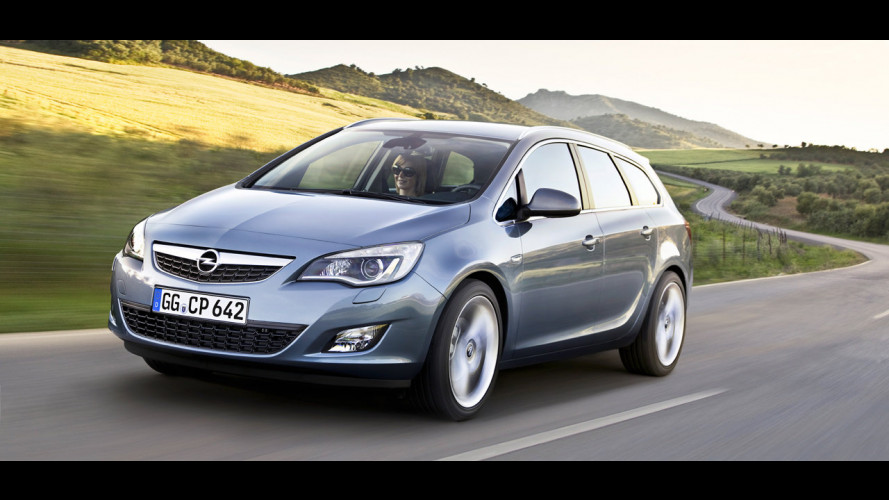 Opel Astra Sports Tourer: i prezzi