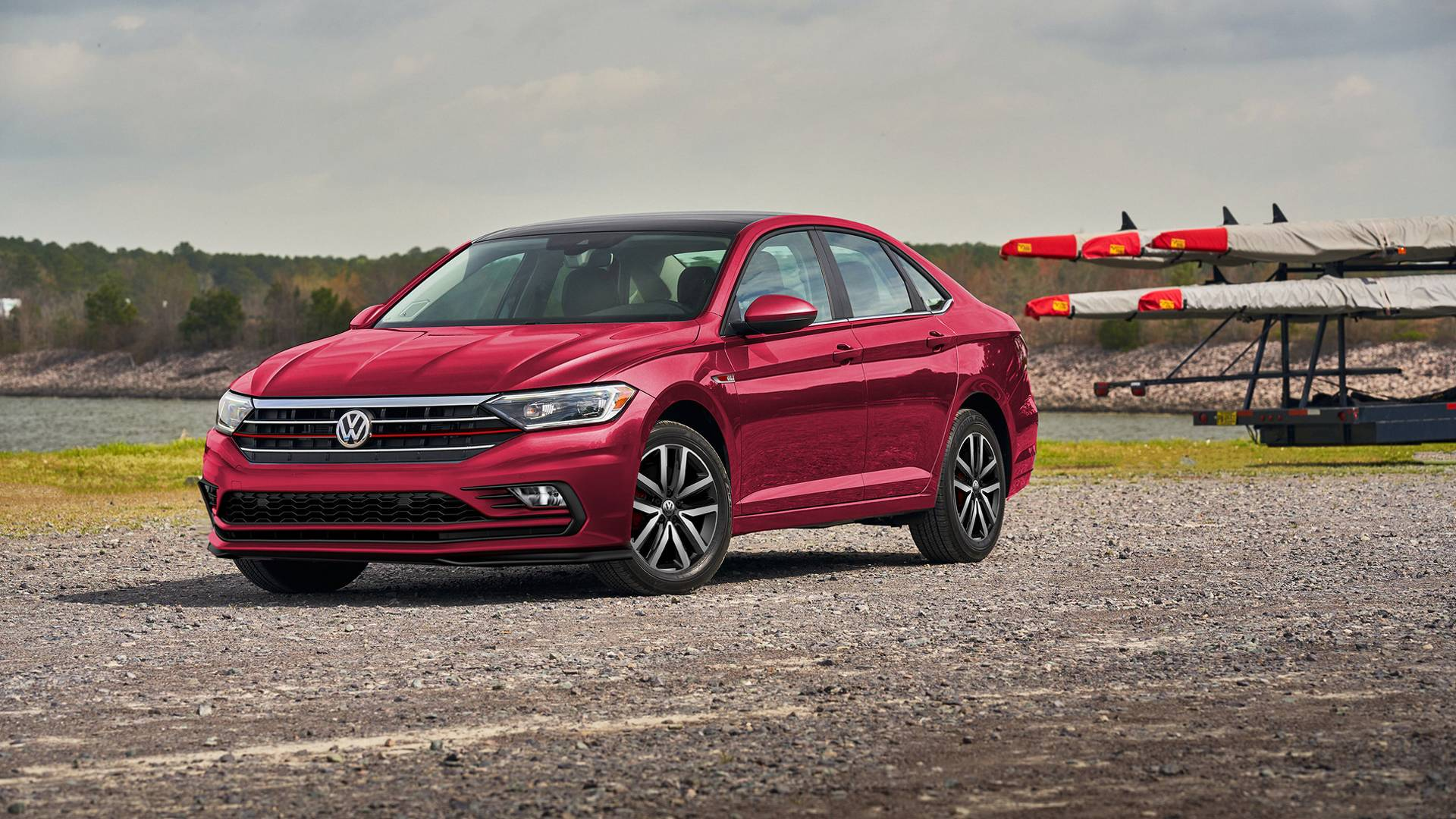 VW Jetta GLI Rendering Shows The Affordable Sports Sedan We're ...
