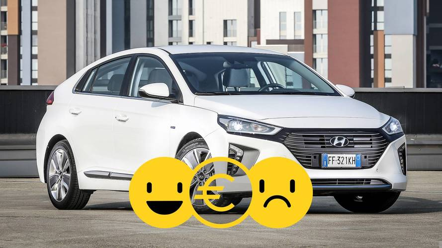 Promozione Hyundai Ioniq Hybrid, perché conviene e perché no