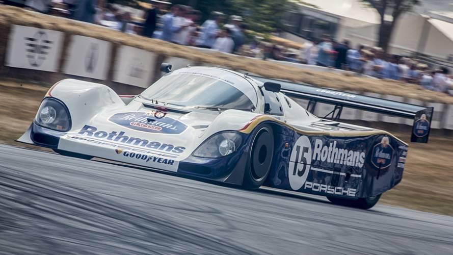 Porsche, festa per i 70 anni anche a Goodwood