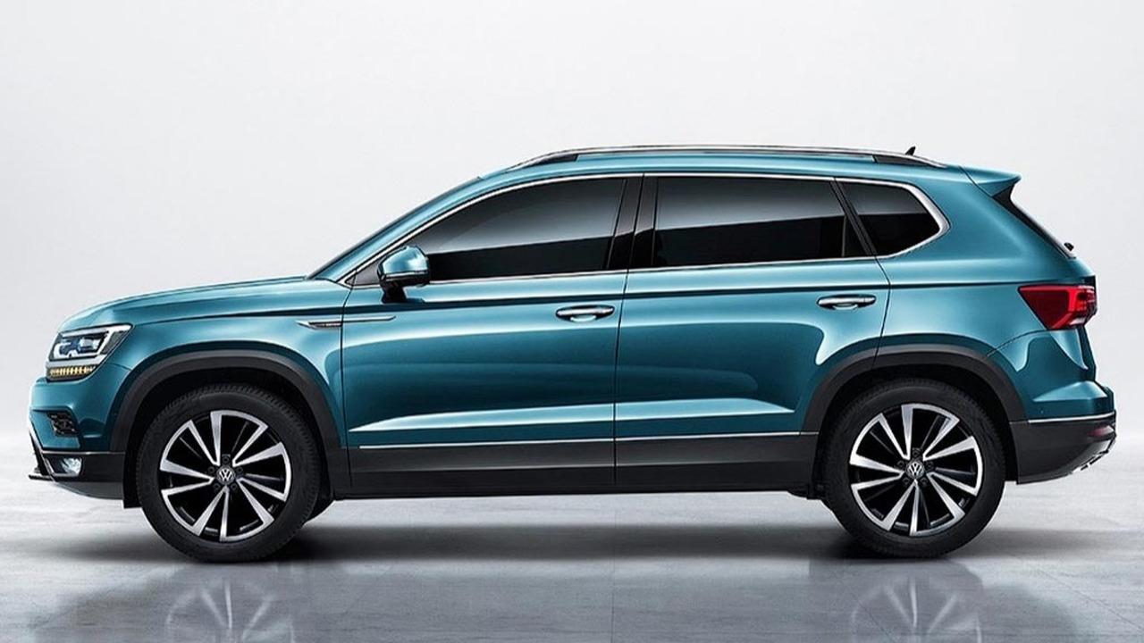 Volkswagen Tharu - Fotos oficiais