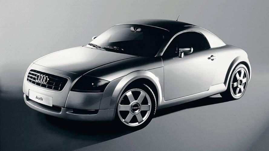 Audi TT Konsept araçlar