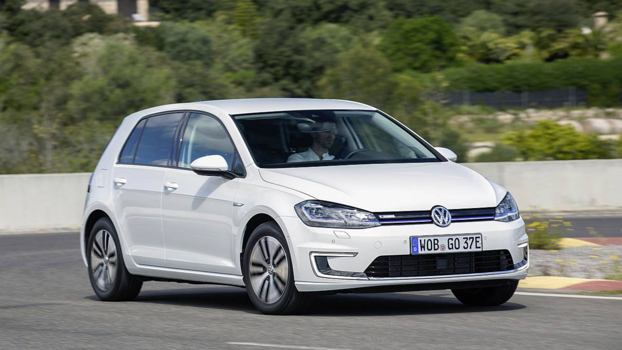 Top Ten Elektrofahrzeuge
