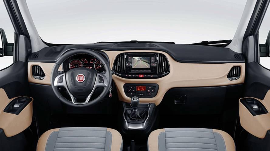 Fiat Doblo'ya yenilenen Premio Plus paketi geldi