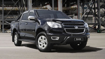 Holden Colorado Black Edition