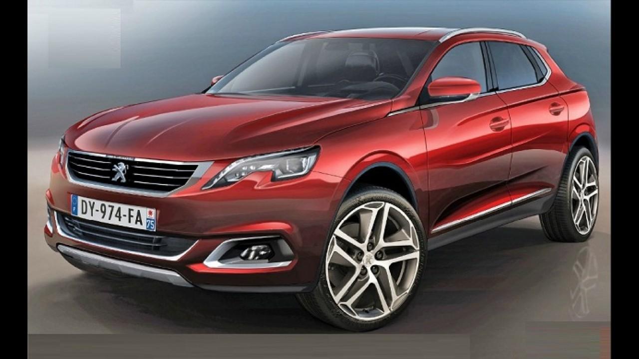 Peugeot, ikinci nesil 3008 yerine makyajlı versiyonunu tanıttı