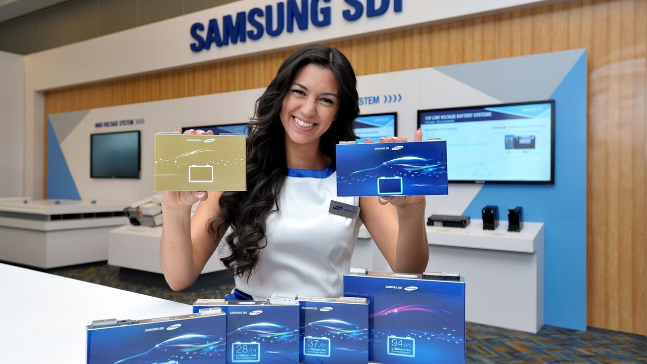 Samsung SDI next-gen batteries