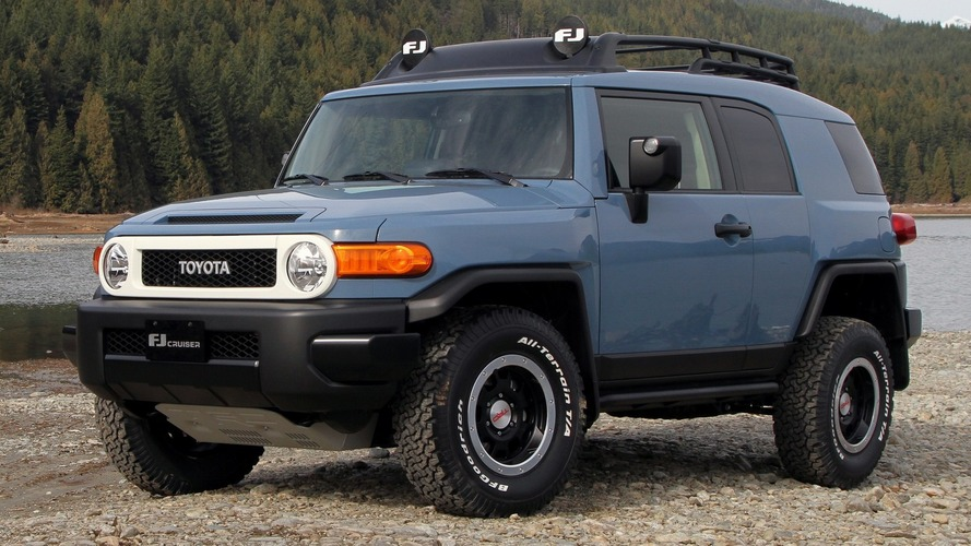 Toyota FT-4X trademark could be for FJ Cruiser replacement