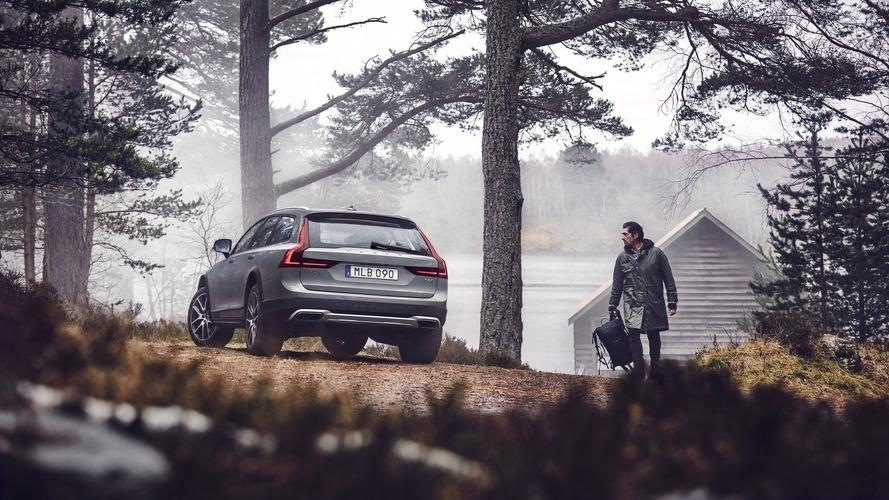 Vidéos - Le Volvo V90 Cross Country se dévoile en détails