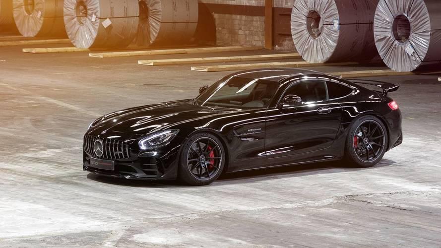 Mercedes-AMG GT'nin Black Series versiyonu için tarih verildi